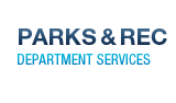 Parks and Rec Department Services