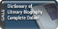 Dictionary of Literary Biography