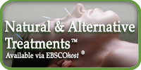 Natural and Alternative Treatments
