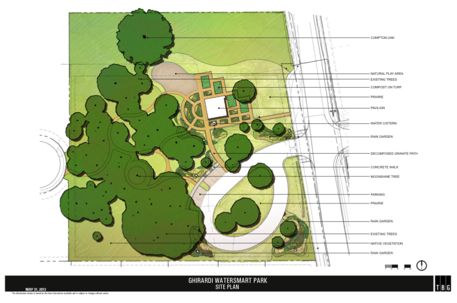 Ghirardi WaterSmart Park Plans