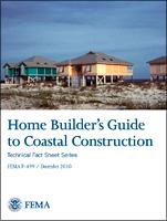 Home Builder's Guide to Coastal Construction